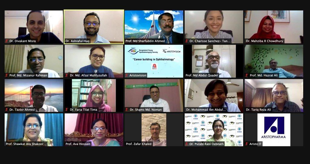 Webinar-01 Participants