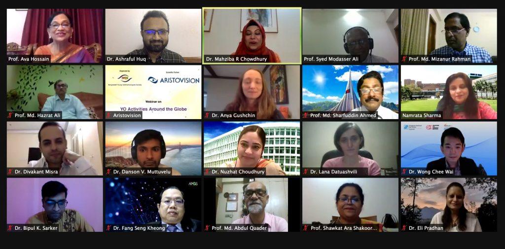 Webinar-02 Participants